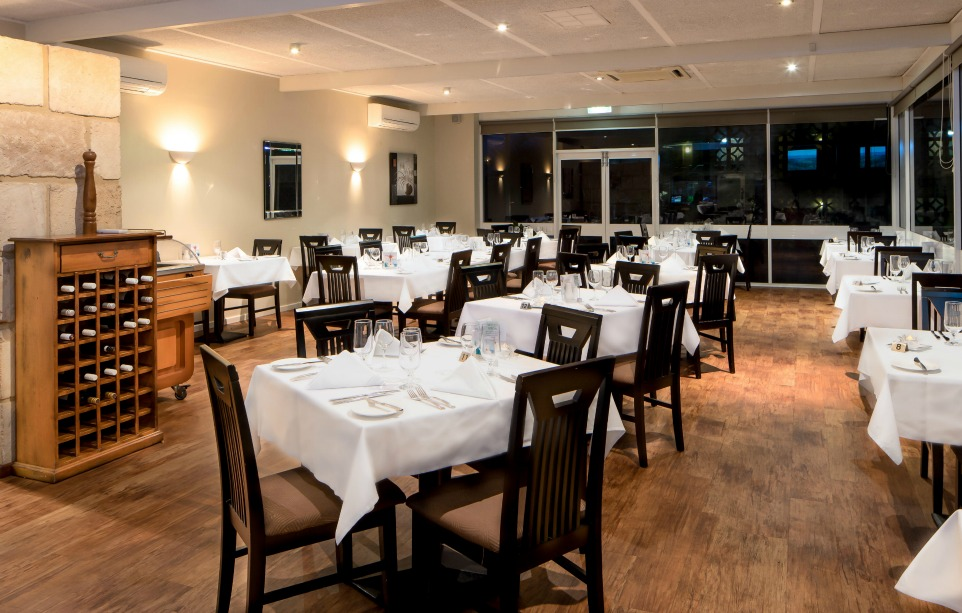 Emerald Room Restaurant, Geraldton