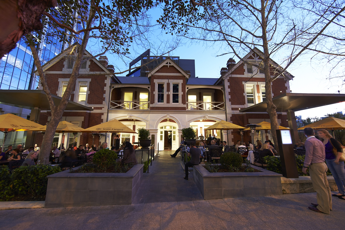 Best western premier the terrace hotel perth home for Hotel the terrace