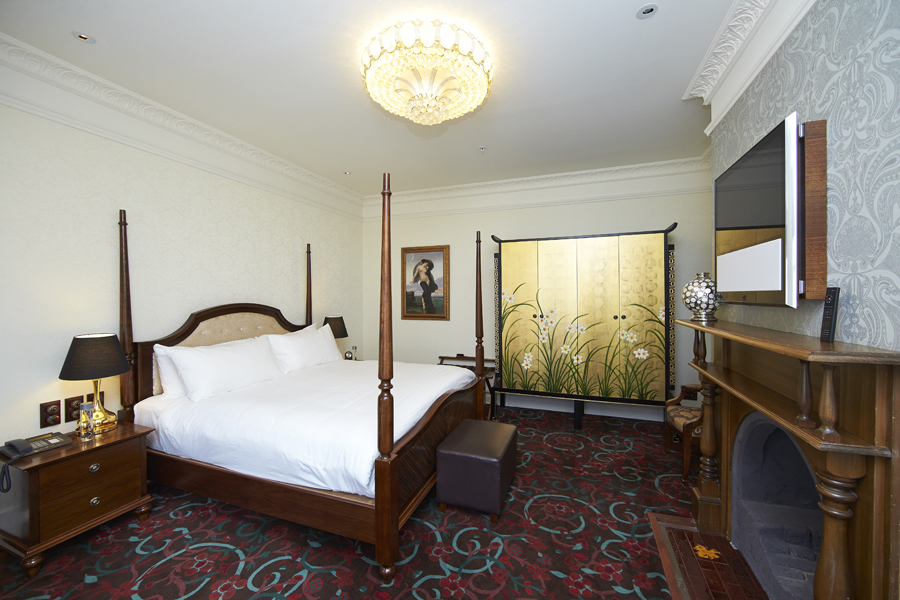 The Terace Hotel Premier Room